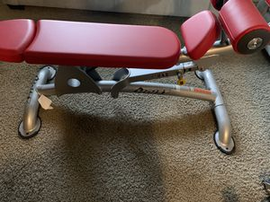 Comercial incline / Decline Ab Bench for Sale in Kent, WA