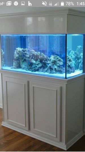 Custom fish tank stand any color.. only stand.. no fishtank included for Sale in Orlando, FL