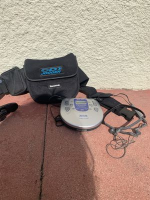 VINTAGE Panasonic Portable CD Player for Sale in San Diego, CA