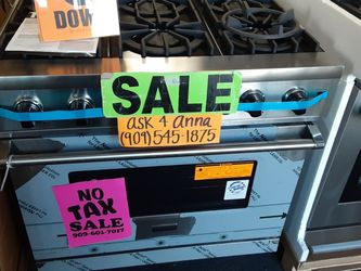 🔹️Viking Stove ❤️9*0*9🔸️5*4*5❤️1*8*7*5❤📸SHOW SCREENSHOT IN STORE FOR DISCOUNT💲ASK 4 ANNA💛 for Sale in Riverside,  CA