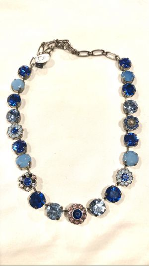 Marianna navy necklace for Sale in Cincinnati, OH