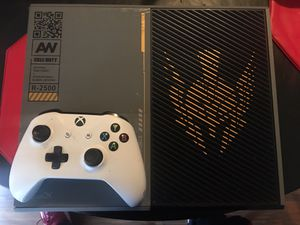 Call of Duty Xbox One 1tb with wireless controller for Sale in Washington, DC