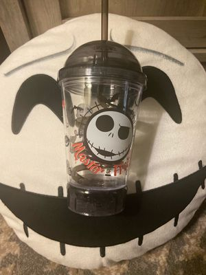Nightmare before Christmas cup for Sale in Las Vegas, NV
