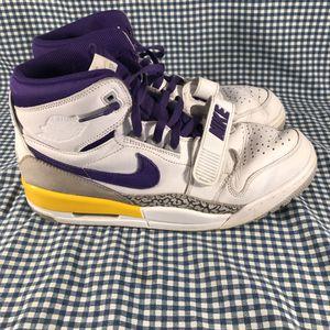 Nike AV3922-157 Air Jordan Legacy 312 LA Lakers Men's Size 11.5 for Sale in Anchorage, AK
