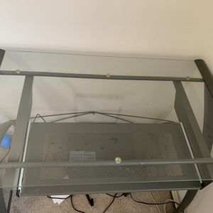 Glass Study Table for Sale in Fairfax, VA