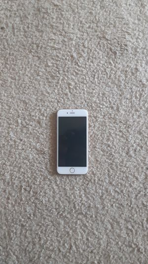 iPhone 6s UNLOCKED AND RESTORED for Sale in UPPER ARLNGTN, OH