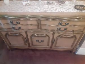 Antique cabinet and drawers great condition for Sale in Brooklyn, NY