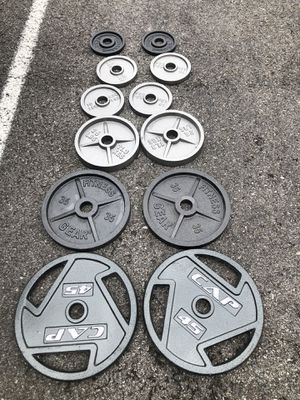 Weight plates for Sale in Murfreesboro, TN