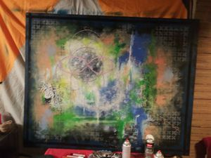 Painting abstract for Sale in Portland, OR