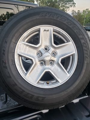 Tires and rims for Sale in Elkridge, MD