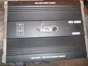 Amplifier 3000 1 ohm for Sale in Sebring, FL