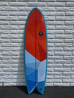Retrofish Surfboard for Sale in Irvine,  CA
