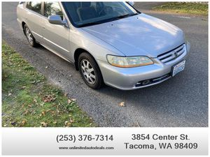 2002 Honda Accord for Sale in Tacoma, WA