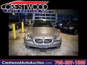 2004 BMW 5-Series for Sale in Crestwood, IL