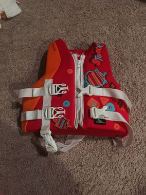 Kids Life vest 30-50lbs for Sale in Woodbridge, VA