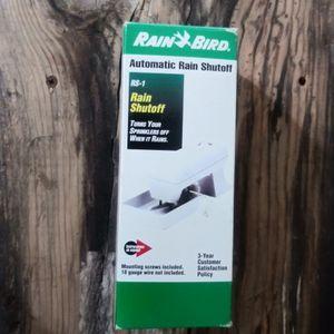 Rain Bird Automatic Rain Shutoff Switch Sensor for Sale in San Antonio, TX