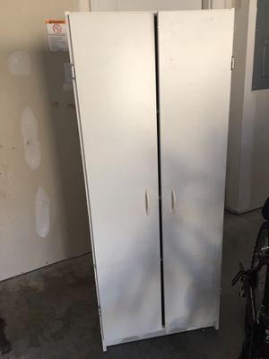 Storage cabinet for Sale in Moseley, VA