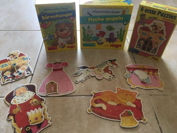 Haba toy lot