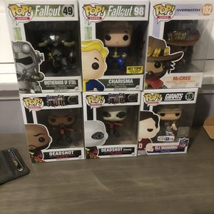 Small Assortment of Funko Pops for Sale in Lawndale, CA