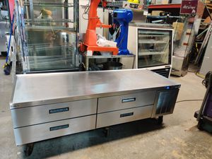 """DELFIELD 80"""" CHEF BASE/REFRIGERATED EQUIPMENT STAND for Sale in Chicago, IL"""