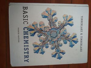 """""""Basic Chemistry"""" Textbook for Sale in Hanson, MA"""