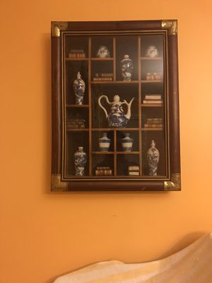 Antique Display Cabinet for Sale in Powder Springs, GA