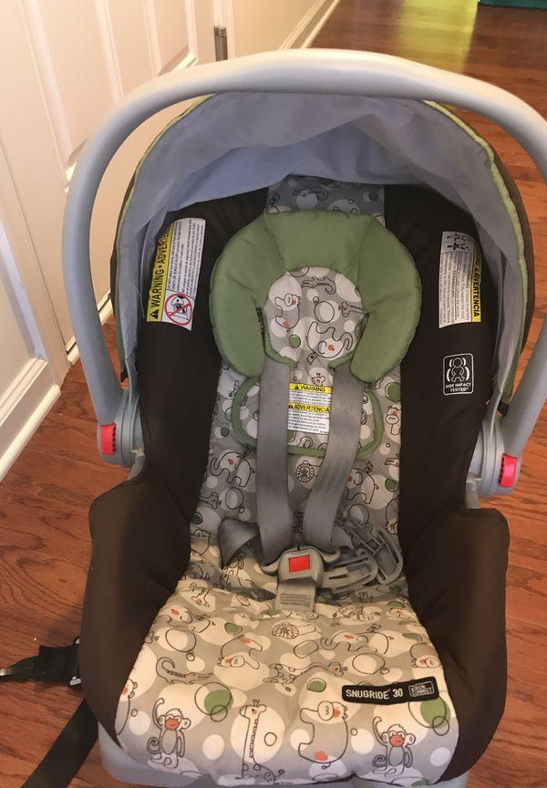Graco car seat & base $15