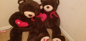 Huge stuffed bears for Sale in Austin, TX