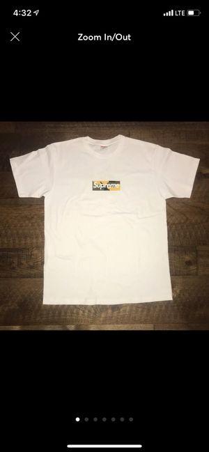 Brooklyn supreme box logo for Sale in Aloha, OR