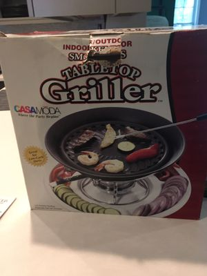 Tabletop Griller for Sale in Vienna, VA