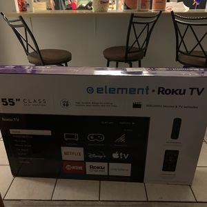 New 55 Inch Roku Tv for Sale in Fontana, CA