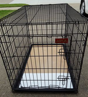 X-Large, sturdy dog crate for Sale in Keller, TX