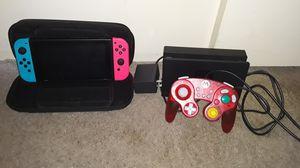 Nintendo switch bundle ! for Sale in Stockton, CA