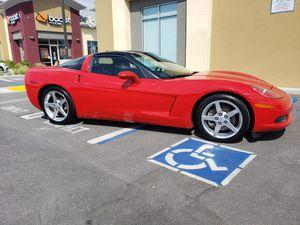2005 c6 Corvette srt srt8 mustang gt 5.0 camaro ss silverado sierra cts v trailblazer wrangler challenger charger rt ram lightning for Sale in Los Angeles, CA