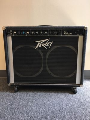Peavey Model 212 SF Classic VTX Tube Amplifier and Automixer Footswitch for Sale in Columbus, OH