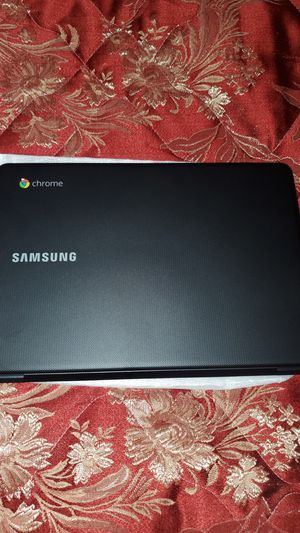 SAMSUNG'S CHROMEBOOK 3. for Sale in Waterbury, CT