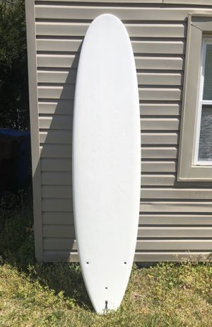 "7'10"" Plastic Composite Funboard/Surfboard for Sale in Chesapeake, VA"