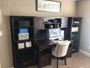 Desk & 2 Shelves for Sale in Oregon City, OR