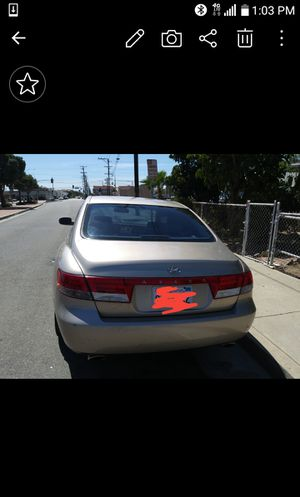 Hyundai azera sellimg for parts for Sale in Gardena, CA