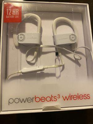 Powerbeats 3 Wireless Headphones Used for Sale in Whittier, CA