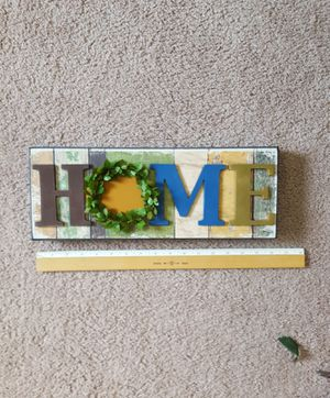 Home wall decor for Sale in Taylor, MI