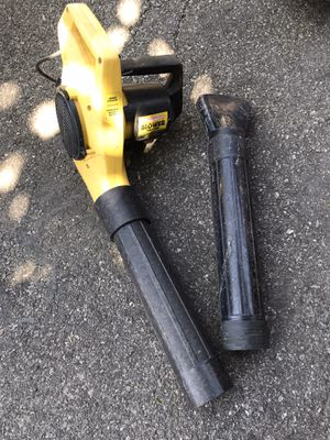 Electric leaf blower for Sale in Monrovia, CA