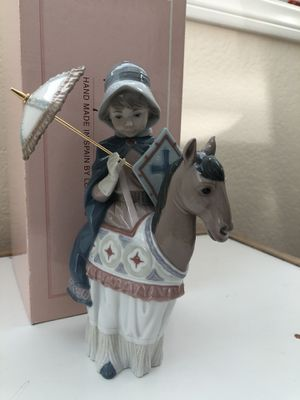 NAO LLADRO figurine handmade in Spain for Sale in Walnut, CA