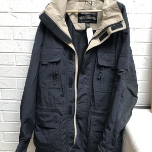 Eddie Bauer All Weather Men's Parka Size M for Sale in Littleton, CO