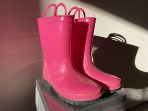 Pink Rain Boots for Sale in Brookfield, WI