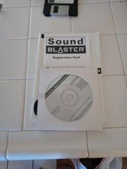 Sound blaster awe 64 for Sale in Las Vegas,  NV