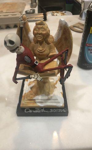Nightmare before Christmas fallen angel poor jack # 313/500 for Sale in Clovis, CA