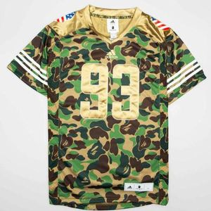 ADIDAS BAPE FOOTBALL JERSEY for Sale in Portland, OR