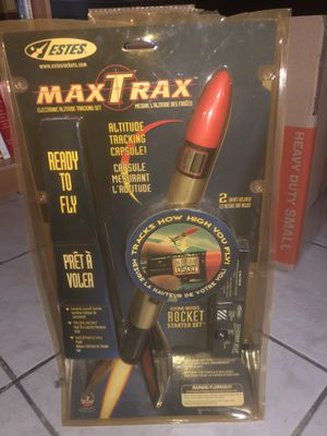 Max Trax Rocket for Sale in Melbourne, FL