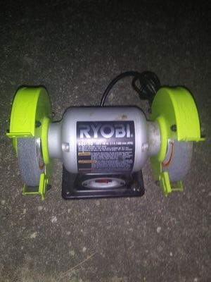 Ryobi Bench Grinder for Sale in Bladensburg, MD